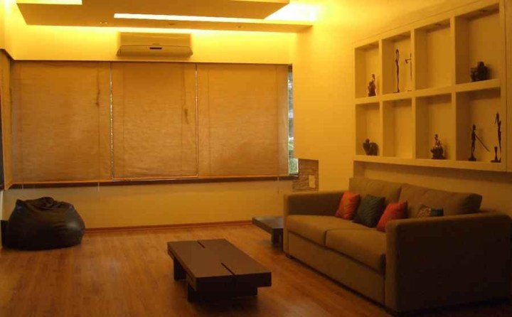 Interior Design For Small Living Room In Mumbai