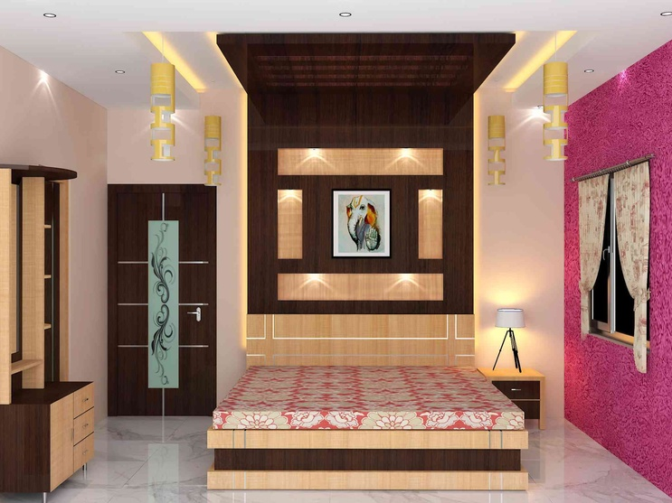 Architecture interior design firms kolkata for Small house design in kolkata