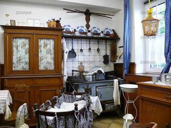 Foto Alte Küche Bild #1472110