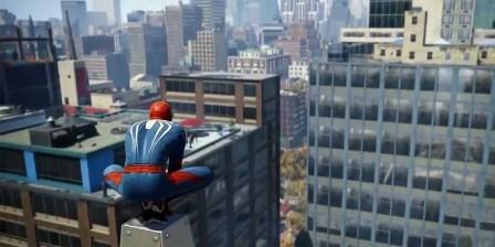 Spider man 2018 gameplay