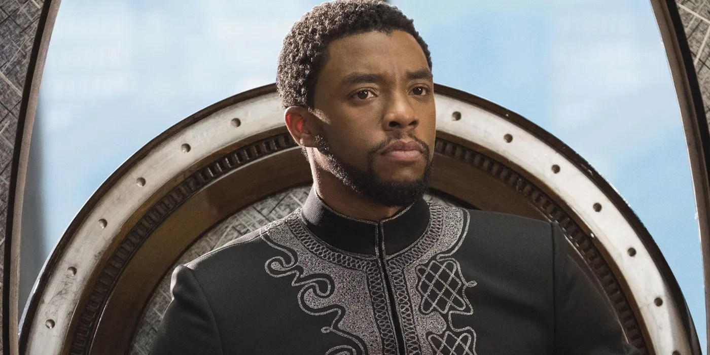 Image result for we just made history chadwick boseman