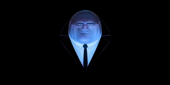 Image result for kingpin into the spider verse