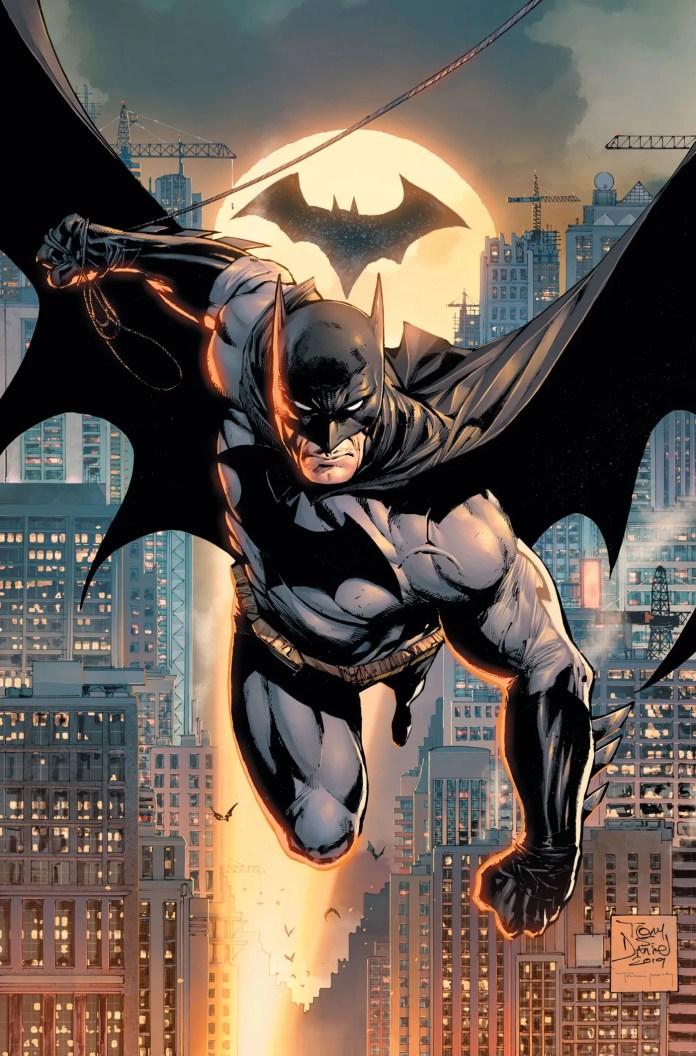 DC Comics Batman Tynion IV Tony Daniel