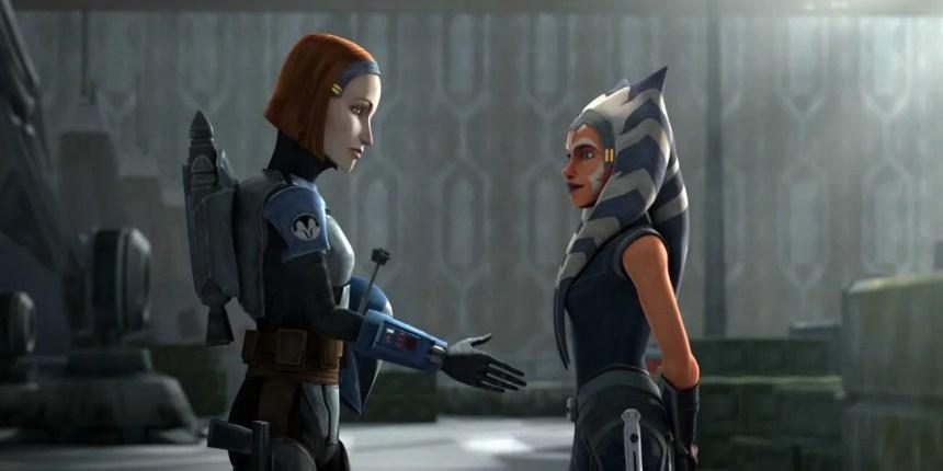 The Clone Wars: Why Did Bo-Katan Recruit Ahsoka? | CBR