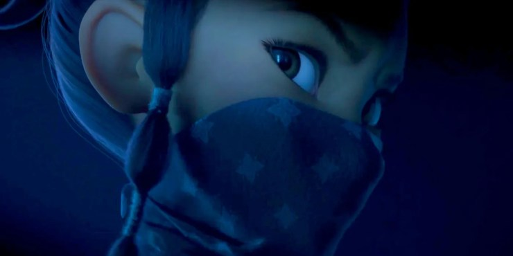 Disney's Raya and the Last Dragon Trailer Evokes Avatar, Indiana Jones