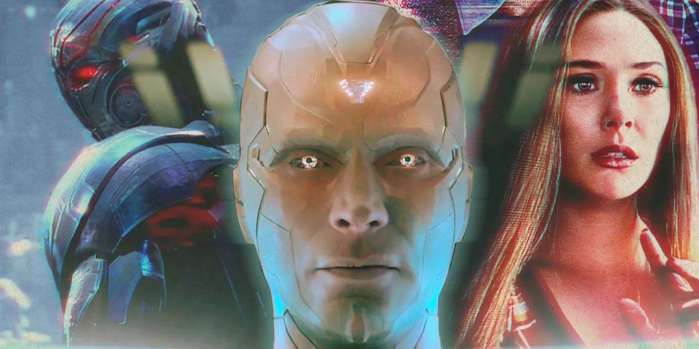 Age of Ultron can prove the true identity of White Vision