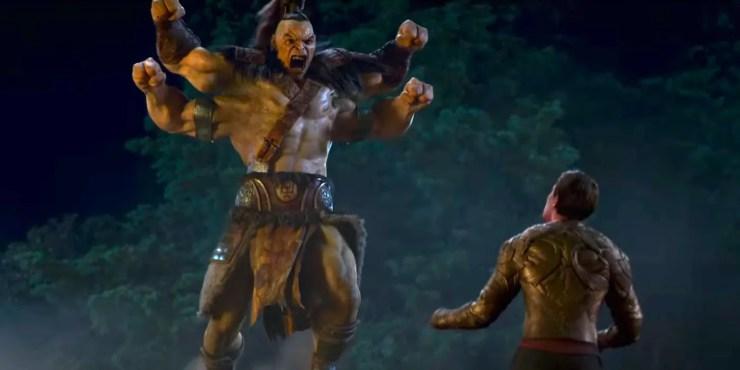Mortal Kombat película 2021 análisis