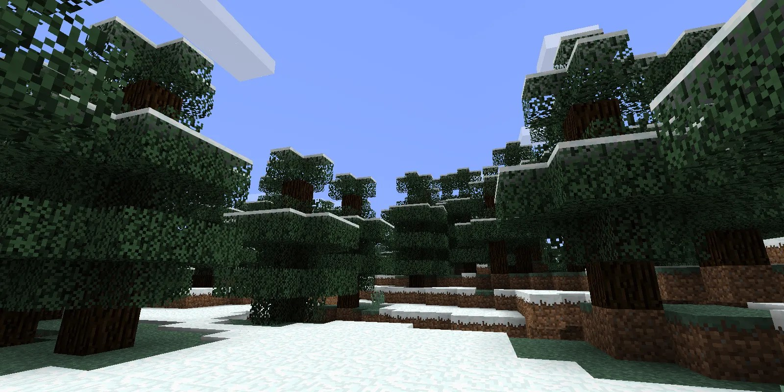 As soon as you spawn, turn around and you should spot the bamboo forest straight away. Minecraft 15 Best Biomes For Survival