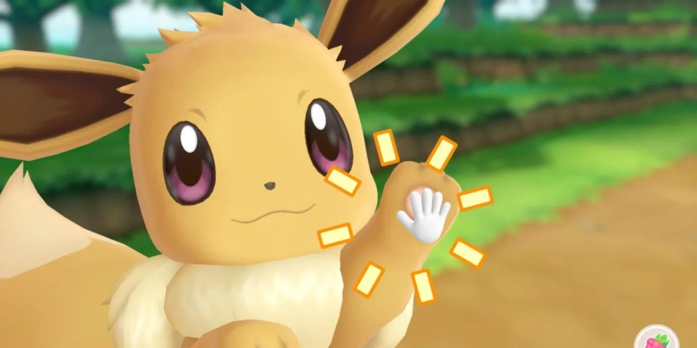 Pokemon Let's Go Eevee is Half Off on Amazon | Game Rant