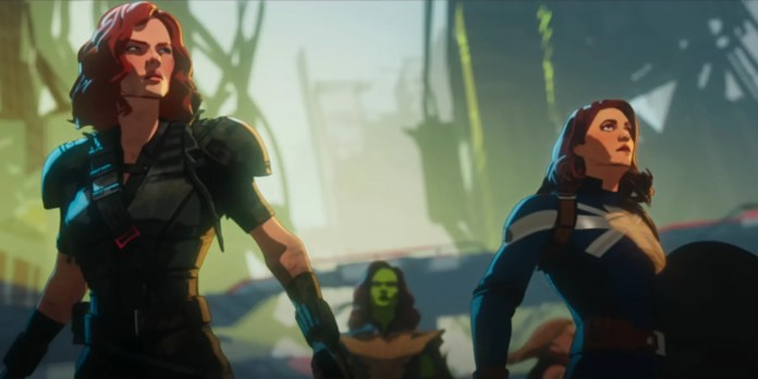 What If...? Mid-Season Trailer Hints At A Big Multiverse Team Up