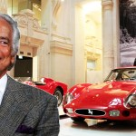 Inside Ralph Lauren S All Red Car Collection Hotcars