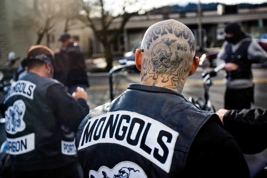 mongols gang