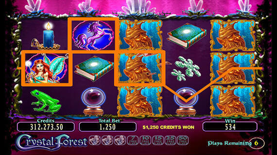 Play Crystal Forest Slot Machine Online - Free Download ...