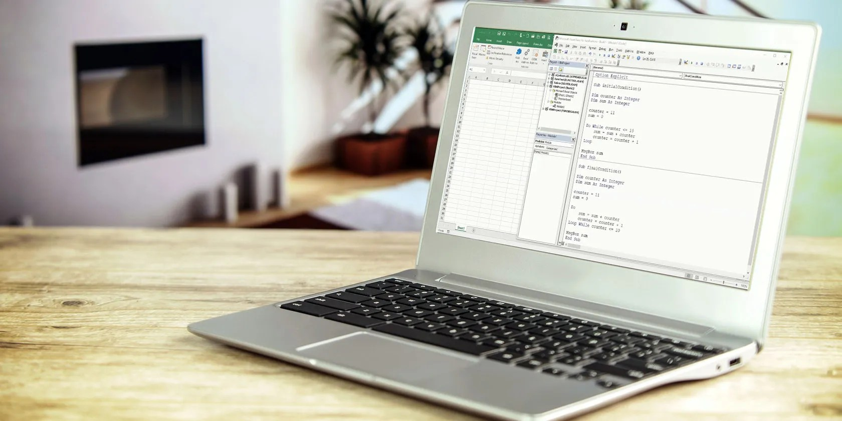 How You Can Make Your Own Simple App With Vba