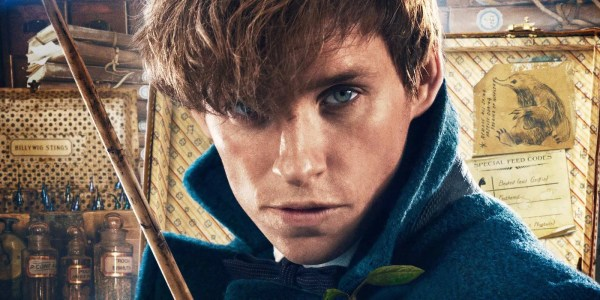Fantastic Beasts: Newt Scamander Backstory & Harry Potter ...