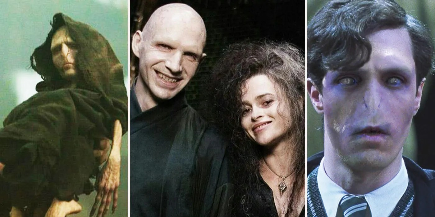 Things About Voldemort That Make No Sense ScreenRant