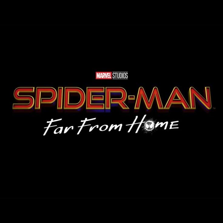 Sony Pictures rivela ufficialmente il logo di Spider-Man: Far From Home