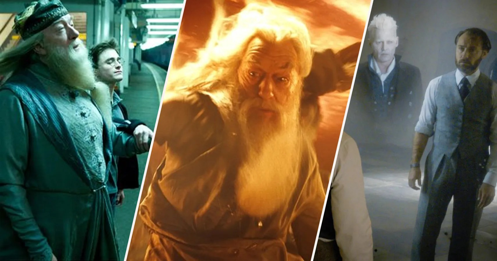 Harry Potter 25 Things Everyone Gets Wrong About Dumbledore
