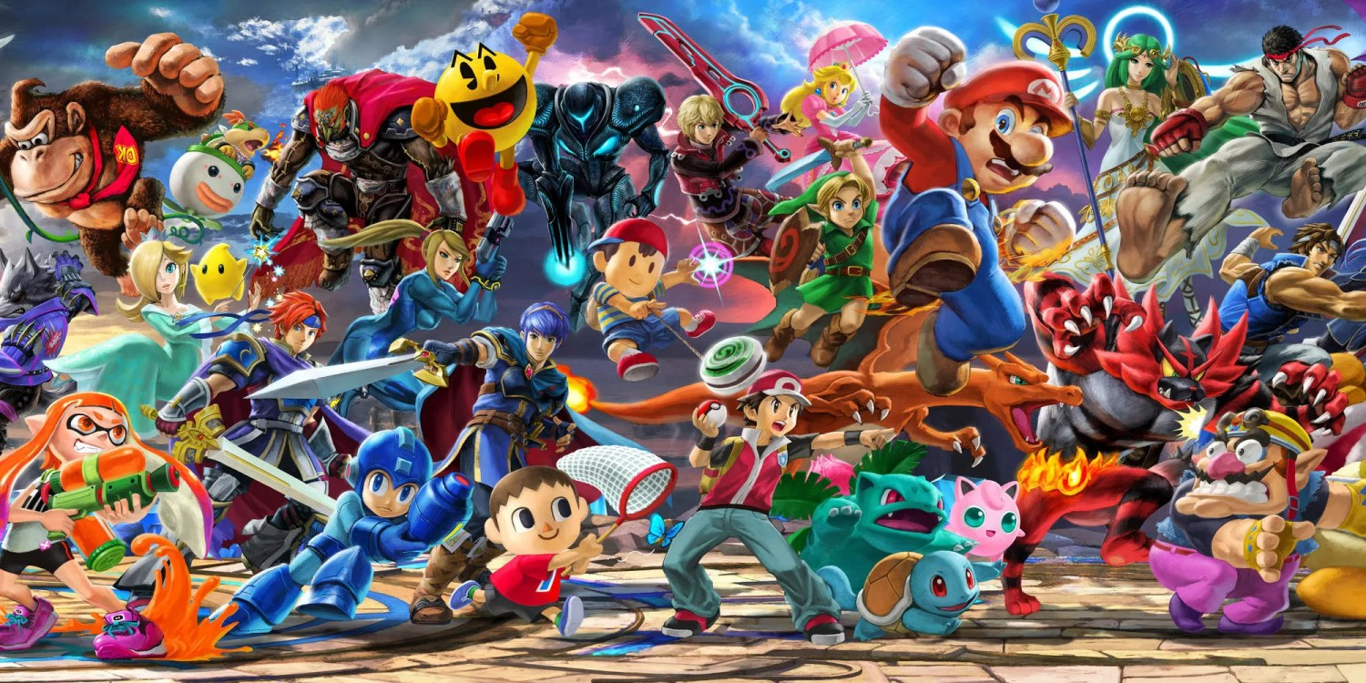 Super Smash Bros  Ultimate Outsells Wii U Console