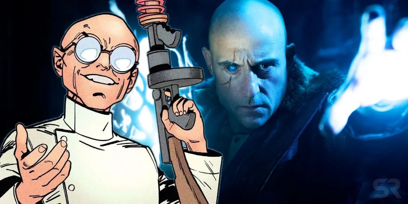 shazam movie villains explained: dr. sivana & seven deadly sins