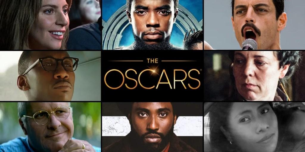 Image result for Best Picture Oscar 2019