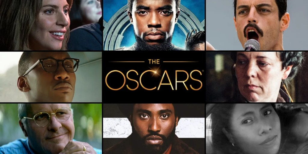 Image result for Best Picture Oscar 2019