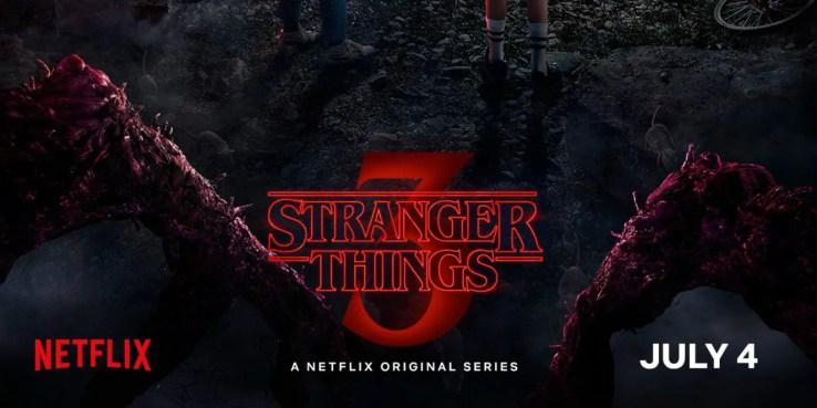 Temporada 3 de Stranger Things ESTRENO