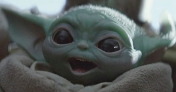 "10 Funniest Baby Yoda ""Looking Up"" Memes 