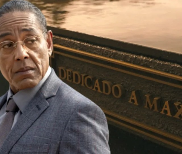 Better Call Saul Who Is Max Gus Frings Memorial Explained