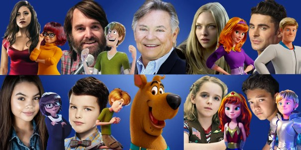 TV and Movie News Scoob! Voice Cast & Character Guide | Screen ...