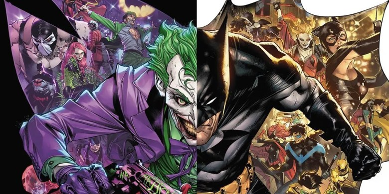 Batman & Gotham City Are Getting Their Biggest Change in Years
