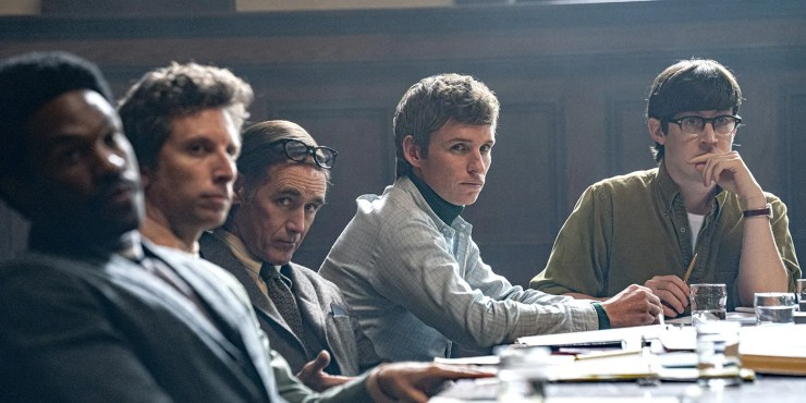 'The Trial of the Chicago 7' review: Expertly acted, well written, and heart-wrenching