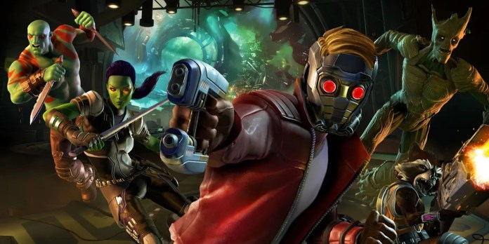 Guardians Of The Galaxy Game Reportedly In Development At Square Enix
