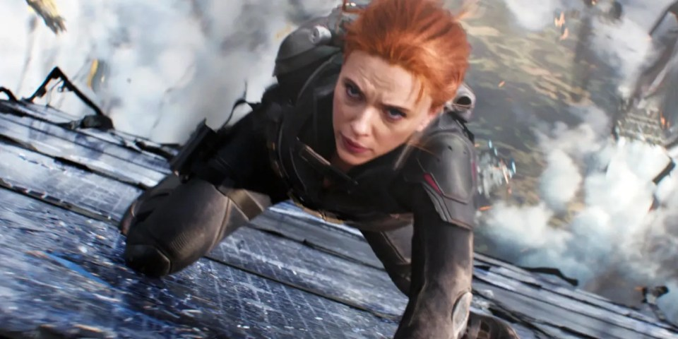 Scarlett Johansson Convinced Black Widow Director To Helm Marvel Movie