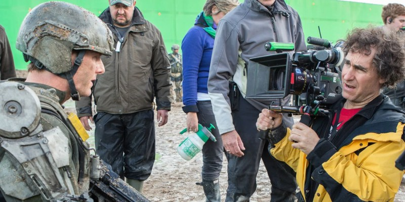 Том Круз и Даг Лиман снимают фильм «Край завтрашнего дня»