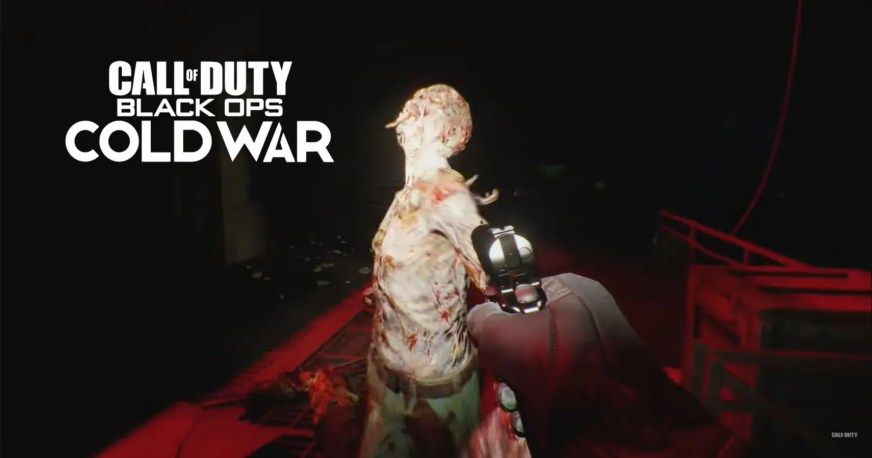 Call Of Duty: Black Ops Cold War's Zombies Mode Gets A ...