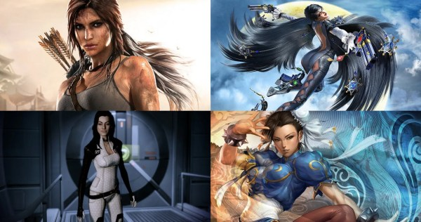The 20 Hottest Video Game Babes Of All Time