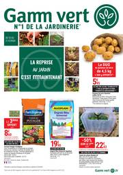 gamm vert a vendome catalogues et