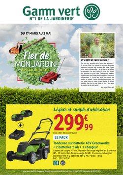 gamm vert saint gereon 852 bd de la