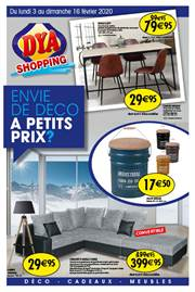 dya shopping promotions et catalogues