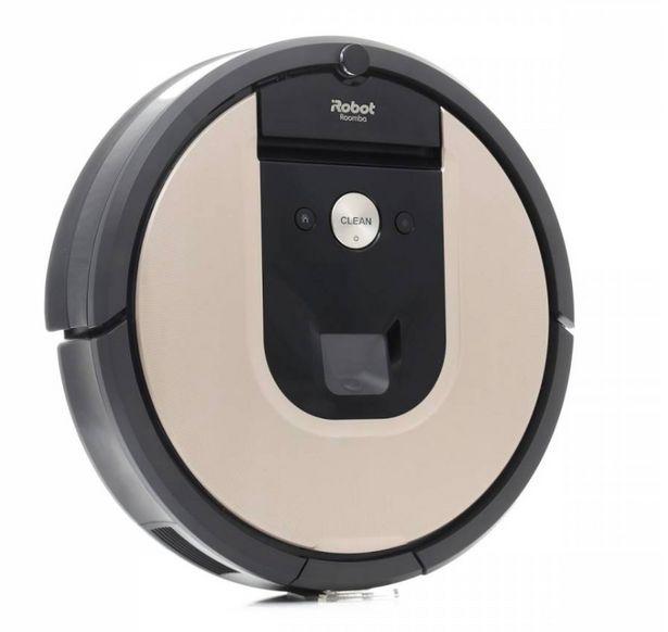 aspirateur robot irobot roomba976