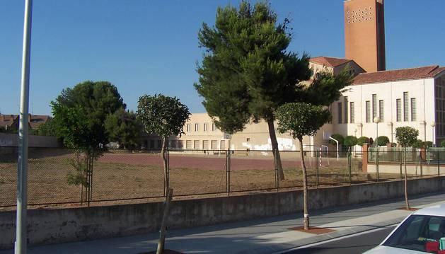 Foto del Instituto de Educación Secundaria Alhama de Corella.