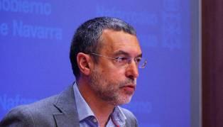 Imagen del consejero Miguel Laparra.