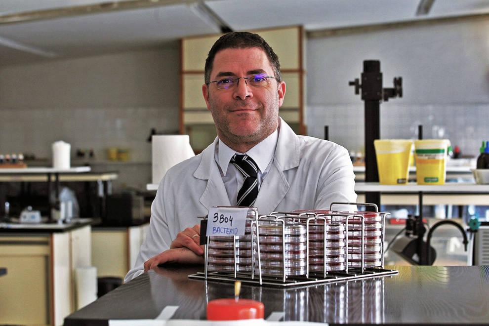 Escolares navarros, a la busca de nuevos antibióticos