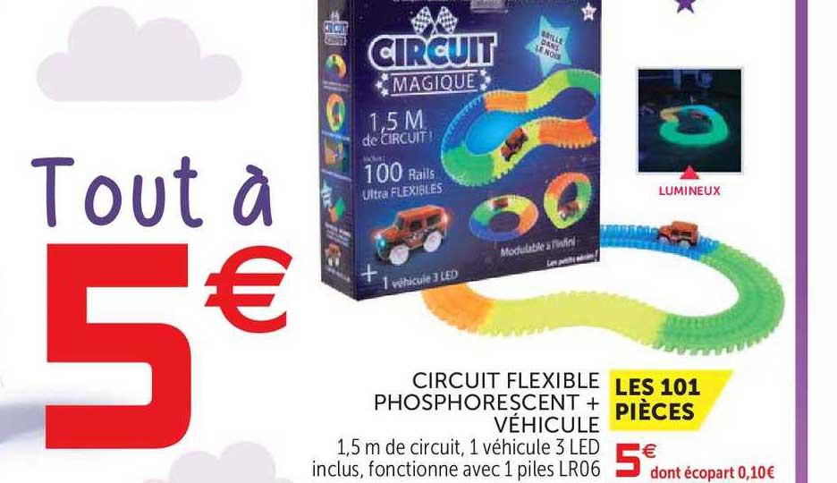 offre circuit flexible phosphorescent