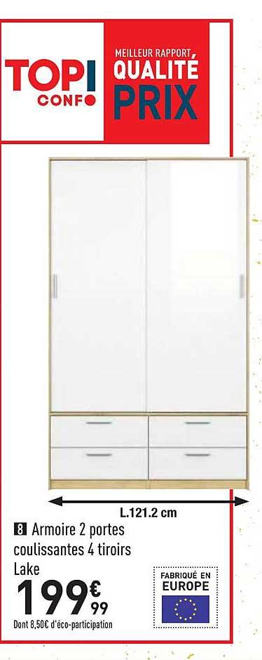 offre armoire 2 portes coulissantes 3