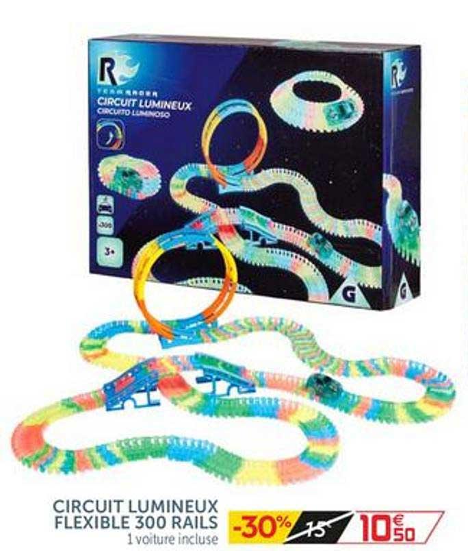 offre circuit lumineux flexible 300
