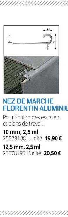 Offre Nez De Marche Adhesif 3m Chez Tridome