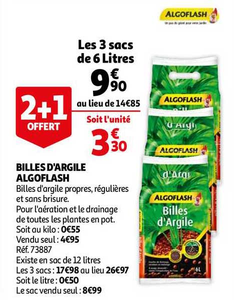 https www icatalogue fr i auchan billes dargile algoflash 272006