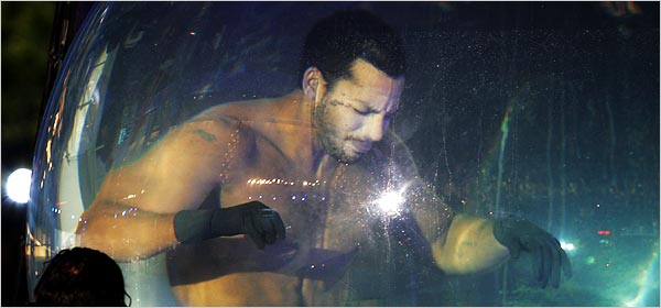 David Blaine Review TV The New York Times